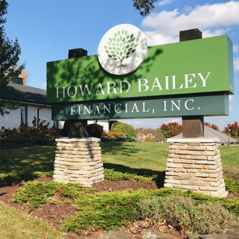 Howard bailey financial first office history