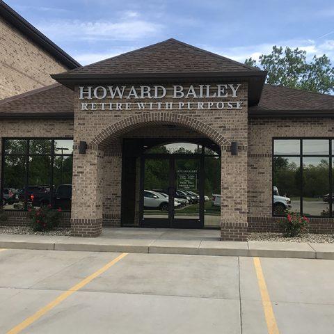 Howard bailey financial mishawaka office history