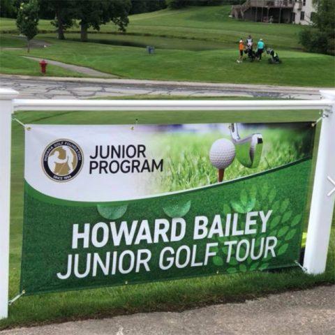 Howard bailey junior golf tour