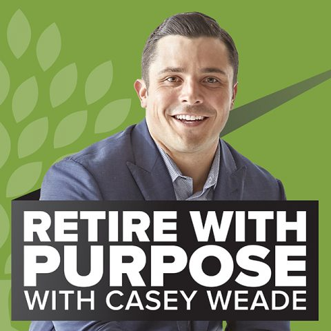 Retire with purpose podcast downloads history