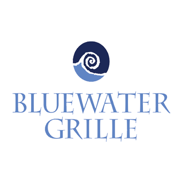 Bluewater grille logo