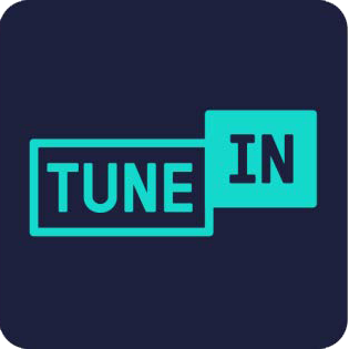 Tune in app radio icon color