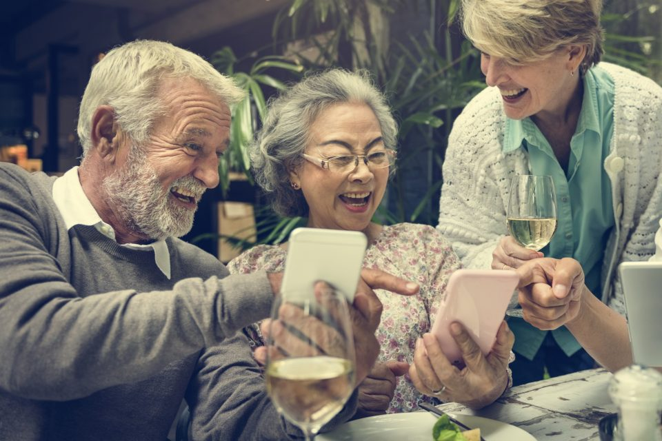 Weekend reading retirement rush