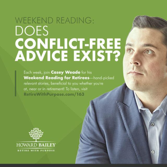 163 Casey Weade Conflict Free Advise