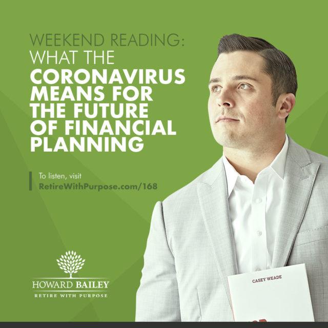 168 coronavirus financial planning