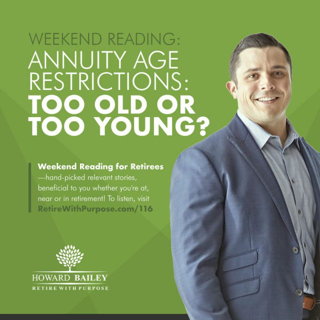 Annuity age casey weade