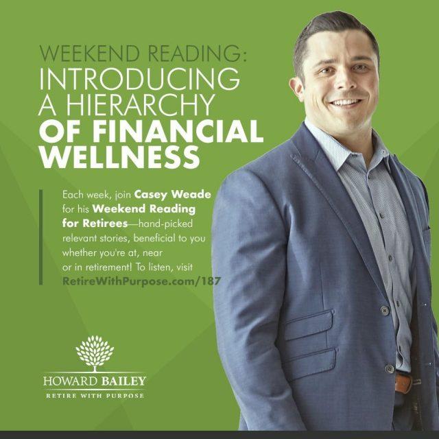 Casey Weade Financial Wellness