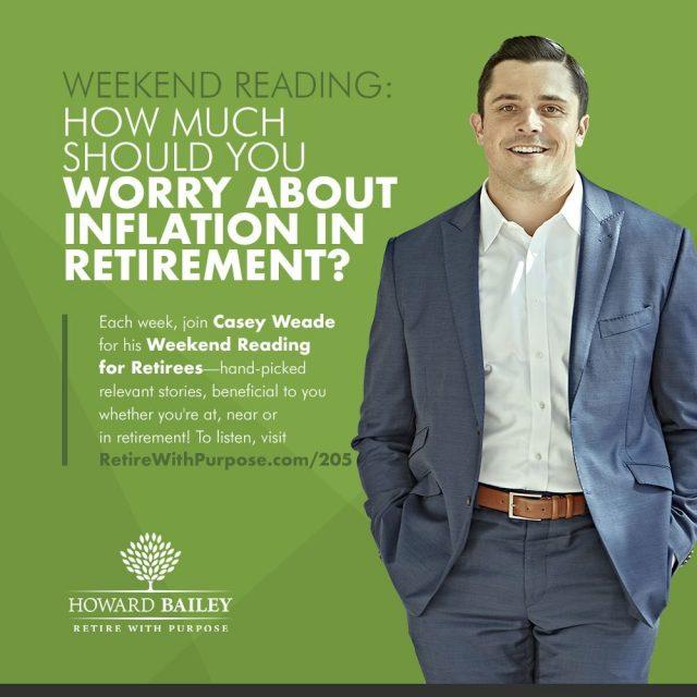 Inflation retirement casey weade