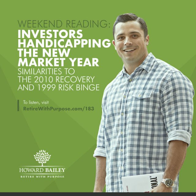 Investors handicapping new market year