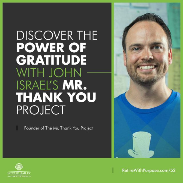 John israel mr thank you project