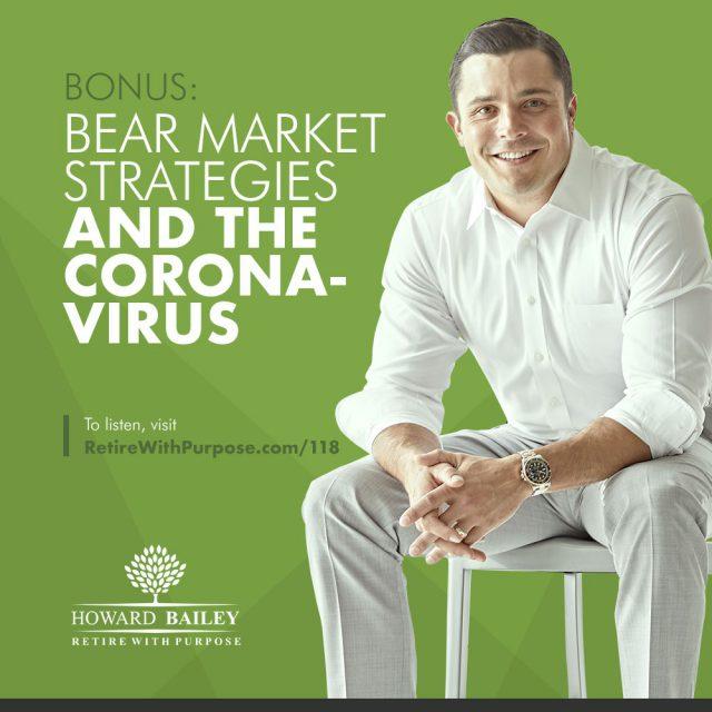 Market strategies and coronavirus