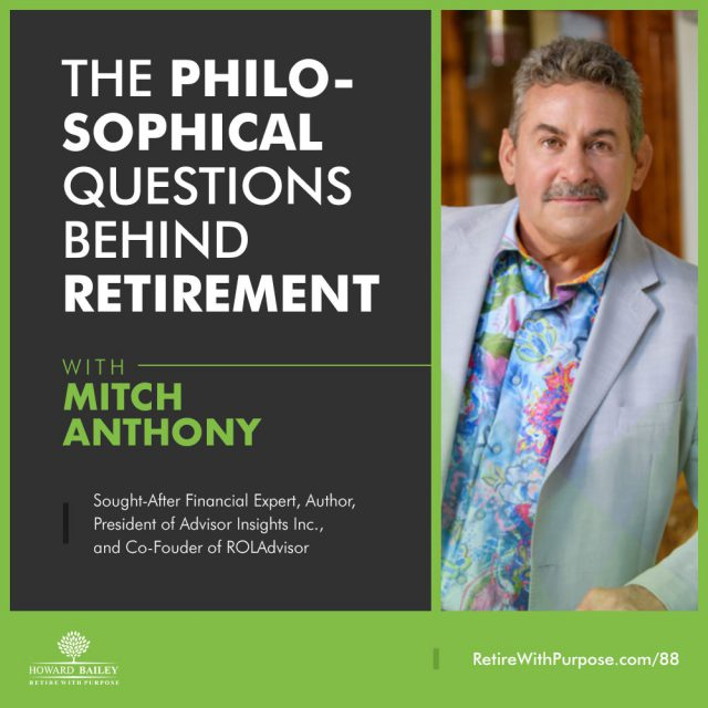 Mitch anthony retire with purpose
