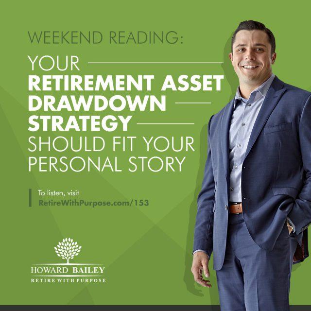 Retirement asset drawdown strategy