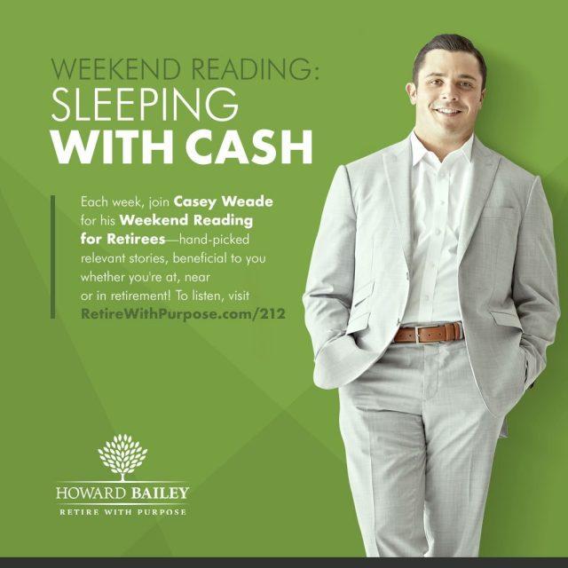 Sleeping with cash casey weade