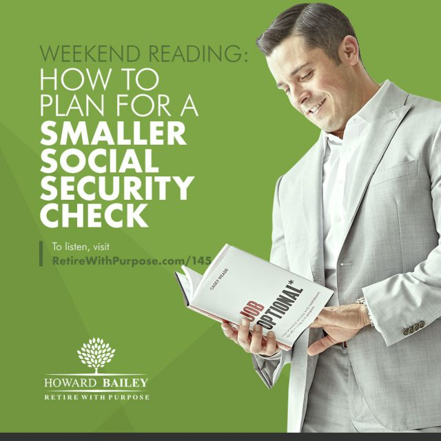 Smaller social security check