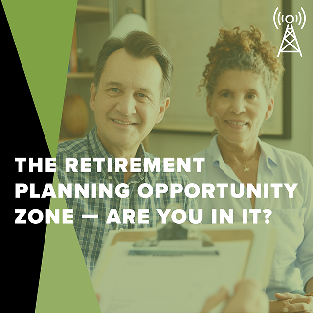 223 radio show retirement planning opportunity zone preview
