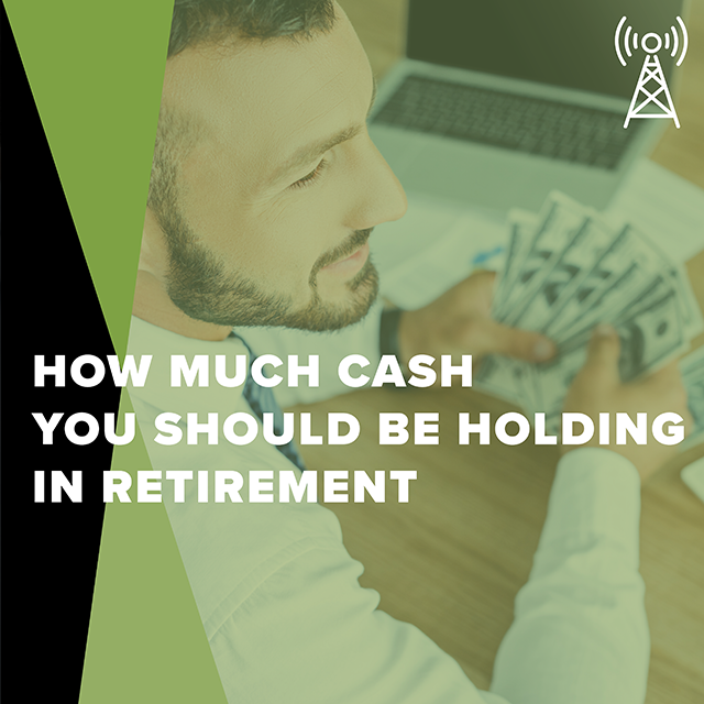 226 cash holding retirement cover