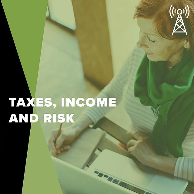 231 radio show taxes income risk thumbnail