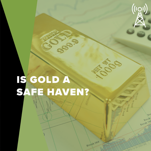 Radio hour gold safe haven preview