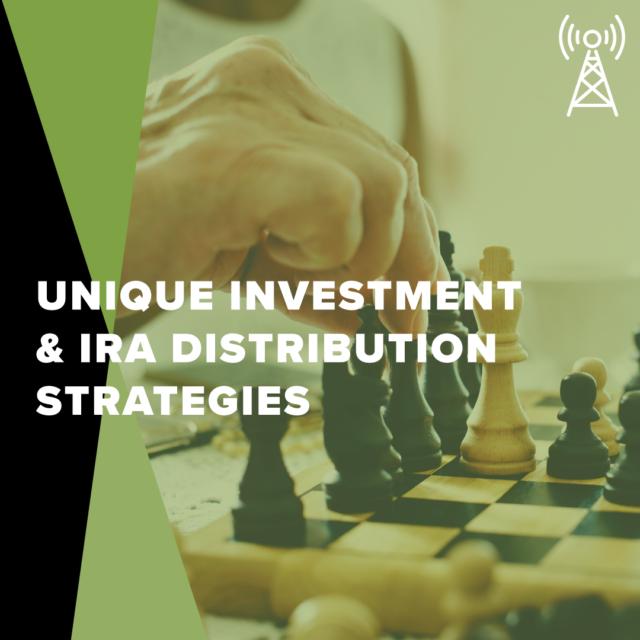 Radio show investment strategies