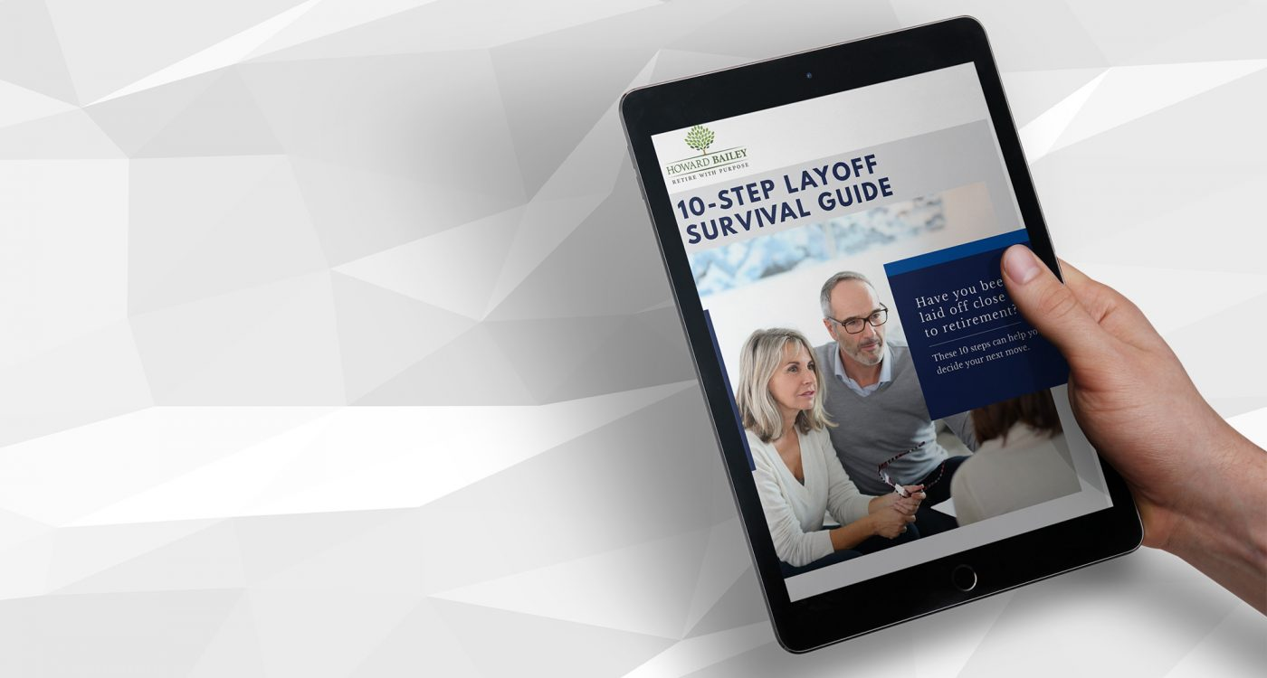 Ten step layoff survival guide banner