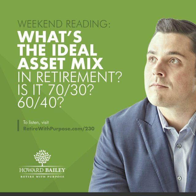 Casey weade ideal asset mix