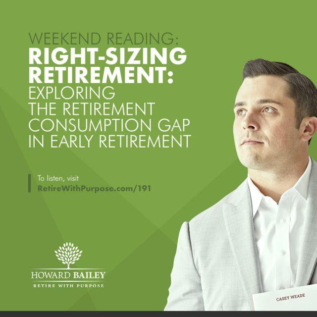 Casey weade right sized retirement