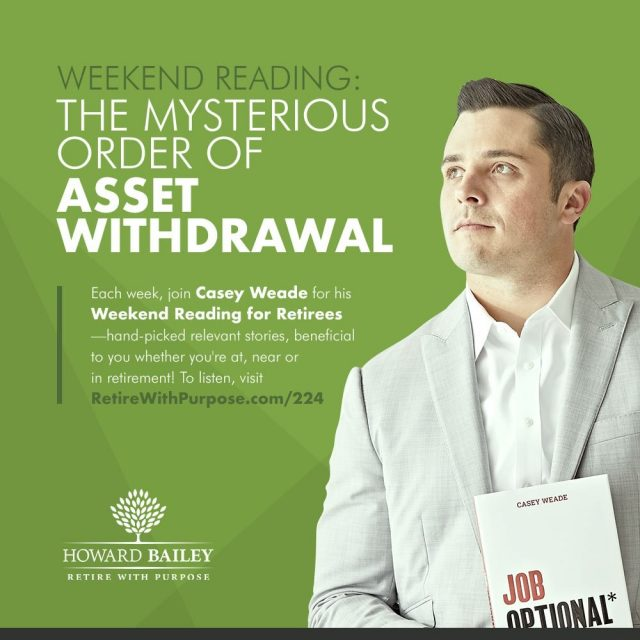 Mysterious order asset withdrawal casey weade