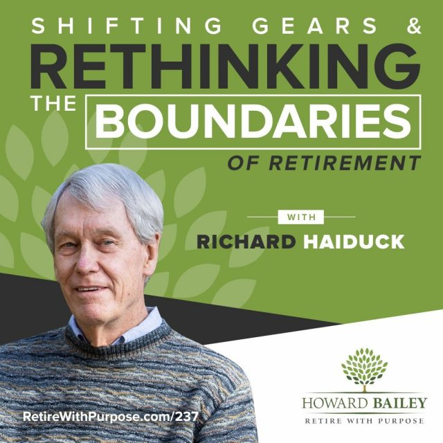 Richard haiduck shifting gears retirement