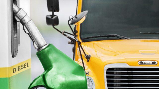 Kerlin bus sales clean diesel