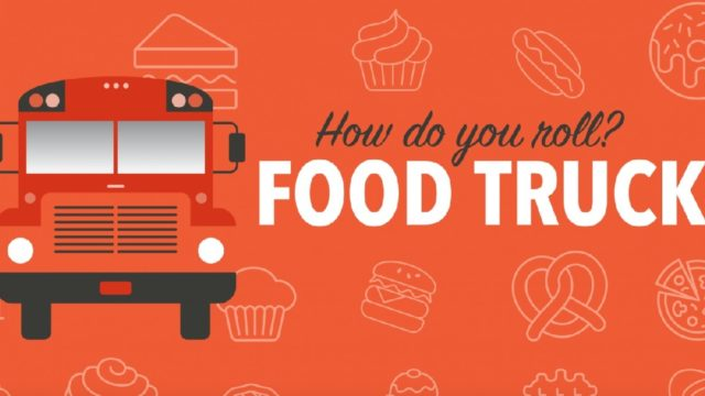 School bus to food truck