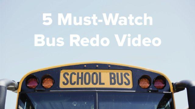 Skoolie videos used school bus for sale