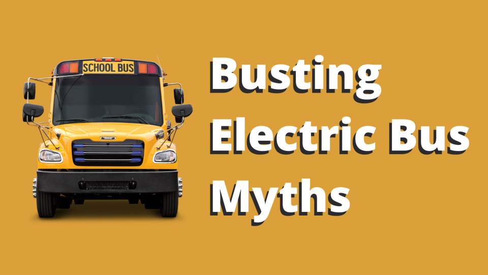 Busting Electric Bus Myths