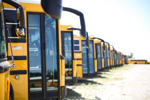Kerlin bus sales used school bus line transits 1280
