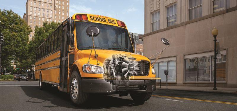 Kerlin bus sales c2 dd5 hp