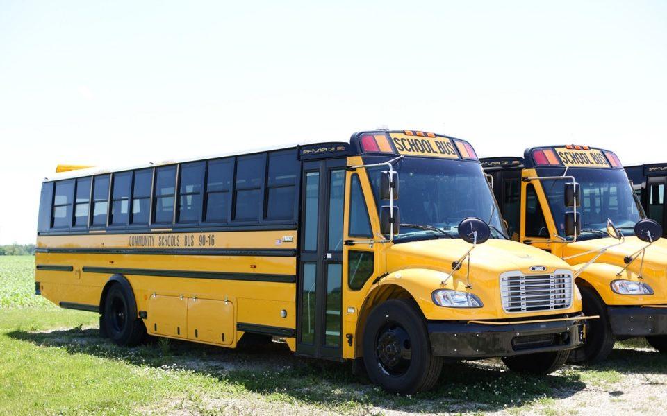Kerlin bus sales c2 103