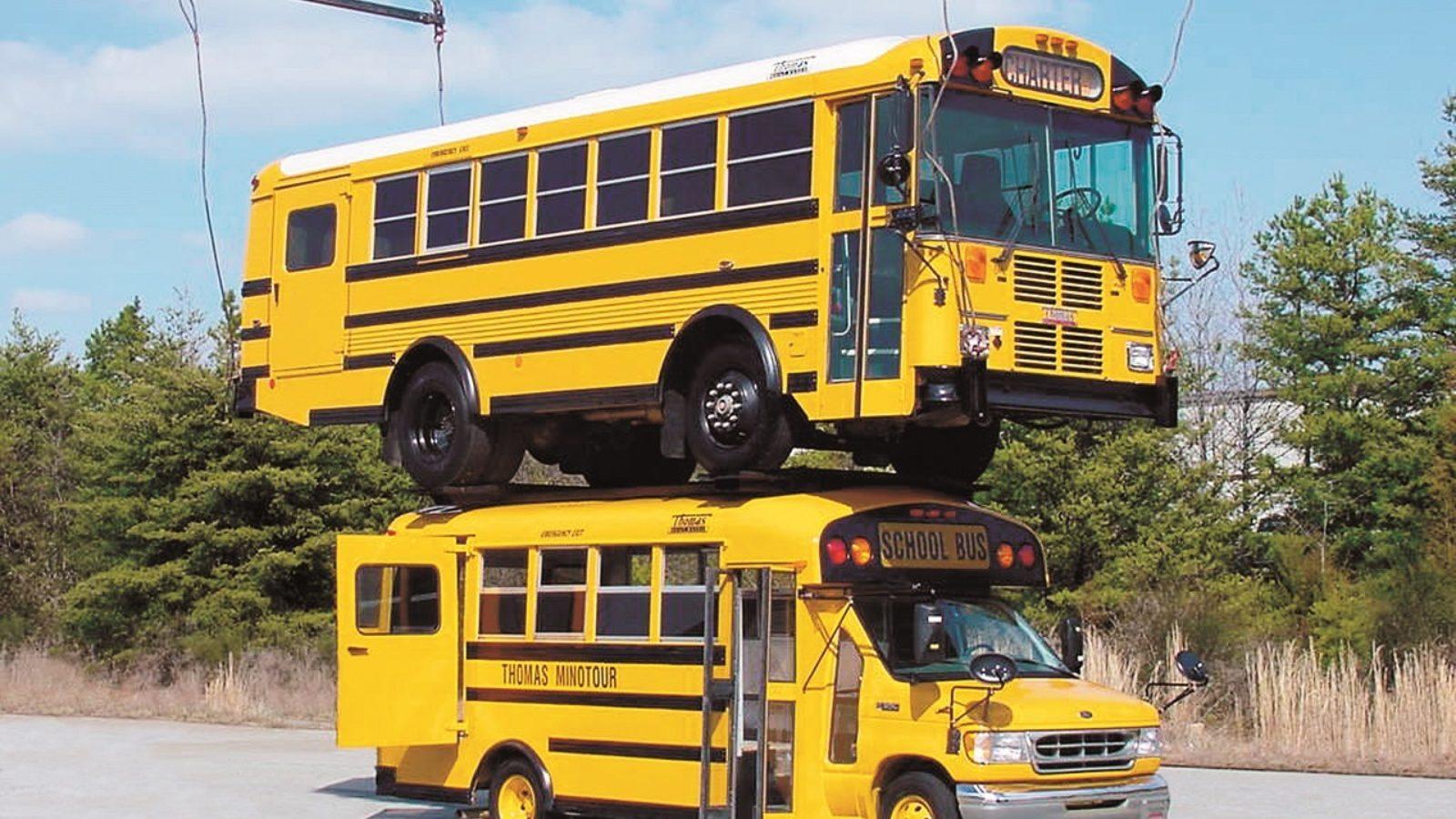 Kerlin bus type a 1