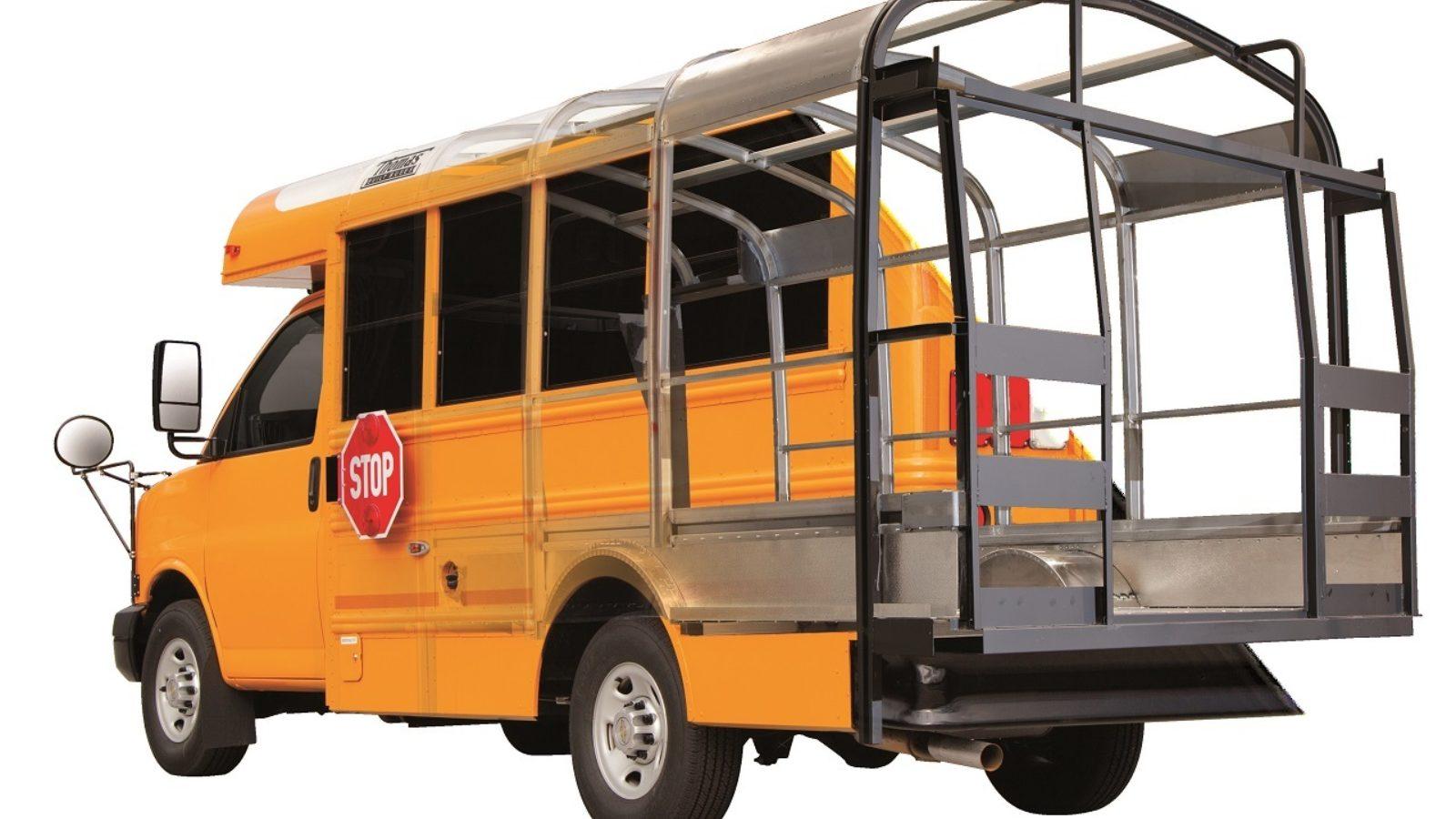 Kerlin bus type a 7