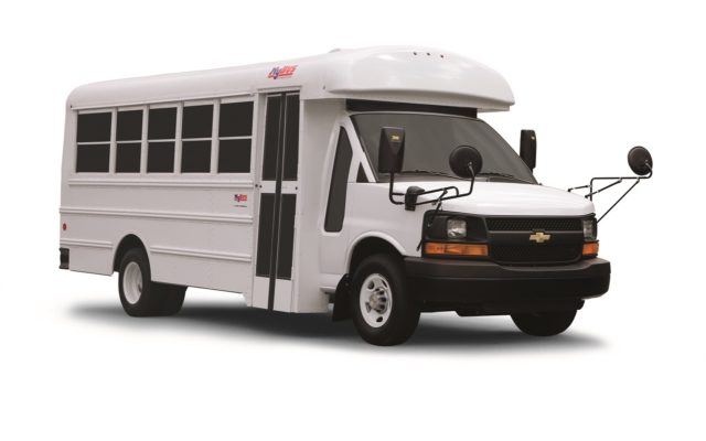 Kerlin bus type a 3