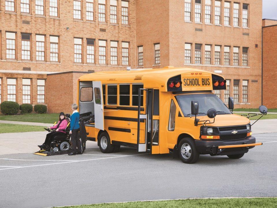 Kerlin bus type a 8