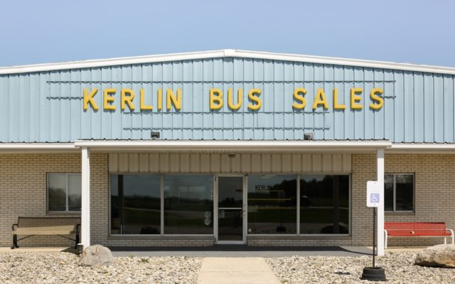 Kerlin bus sales 189