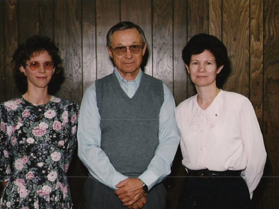 Ed kerlin family