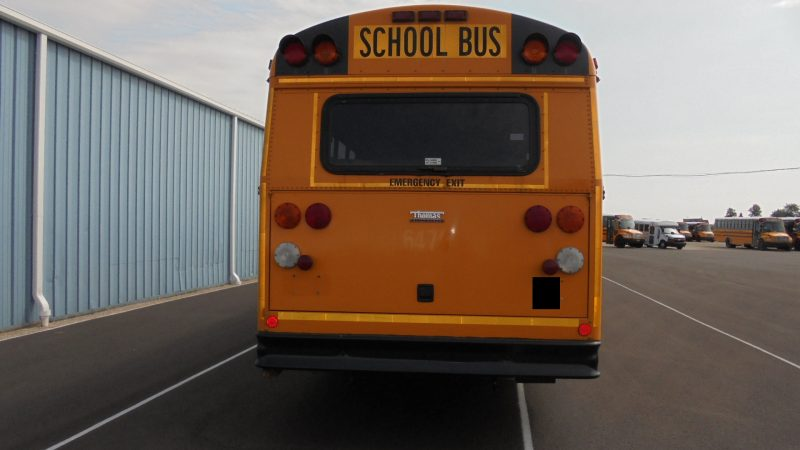 Used stock bus 19293 6