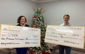 Nextgen giving circle 2019 checks