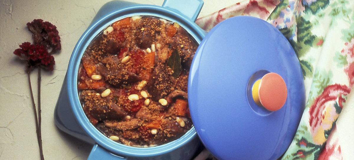Crock pot duck gumbo