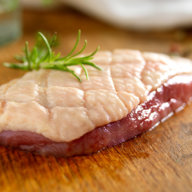 Cooking duck breast