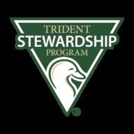 Trident Stewardship Logo Green