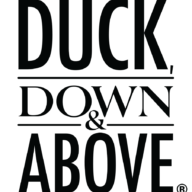 Duck Down and Above Logo 1