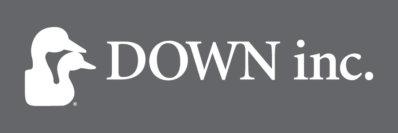 Down Inc Logo gray