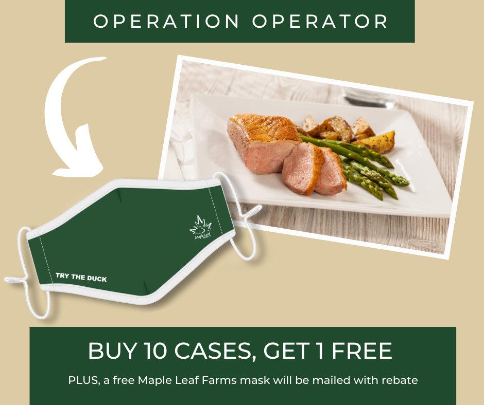 Maple Leaf Farms Operation Operator